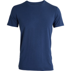 Tufte Wear Crew Neck Camiseta Hombre, insignia blue
